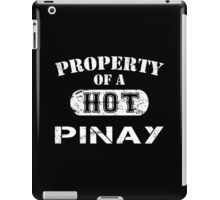Property Of A Hot Pinay - Unisex Tshirt iPad Case/Skin