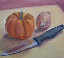 Pumpkin Stew by Mandy Kerr
