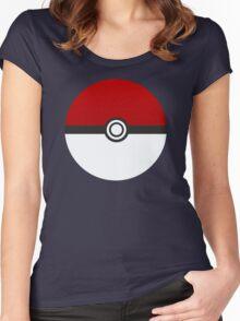 Poke Ball - Pokemon Women's Fitted Scoop T-Shirt