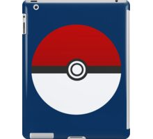 Poke Ball - Pokemon iPad Case/Skin