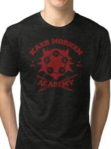 Kaer Morhen - Academy Tri-blend T-Shirt