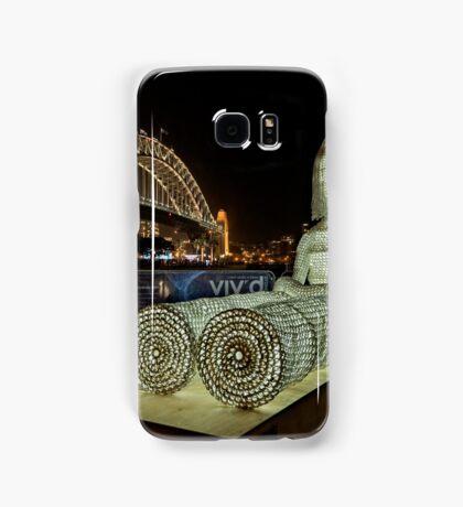 Knitted Lady Samsung Galaxy Case/Skin