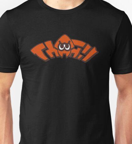 Splatoon Squid Jump Logo Unisex T-Shirt