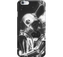 Fly Me To The Moon Dark Love iPhone Case/Skin