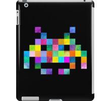Cubist Invader iPad Case/Skin