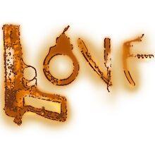 Rusty love by BABIRUSAfashion