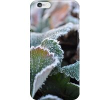Strawberry frost iPhone Case/Skin