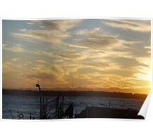 Another Crowdy Head Sunset Poster