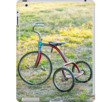 Little Tricycle..... iPad Case/Skin
