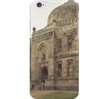 Monument One iPhone Case/Skin