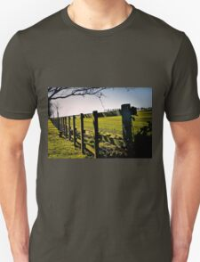 Rural Boundaries... Unisex T-Shirt