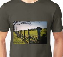 Rural Boundaries... Unisex T-Shirt