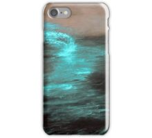 Aqua Light iPhone Case/Skin