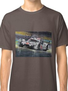 2015 Le Mans 24 LMP1 WINNER Porsche 919 Hybrid Bamber Tandy Hulkenberg Classic T-Shirt