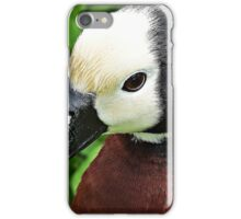 RED Breasted Gosling. iPhone Case/Skin