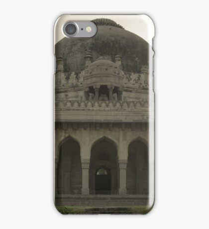 The Monument iPhone Case/Skin
