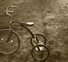 Antique Tricycle.... by mitpjenkeating