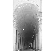 The Long Hall Photographic Print