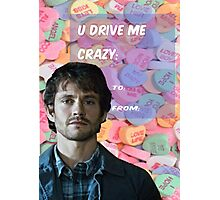 You Drive Me Crazy Photographic Print