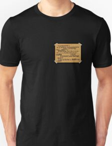Care label by Patjila  T-Shirt