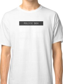 Feel like a police box Classic T-Shirt