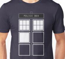 Feel like a police box Unisex T-Shirt