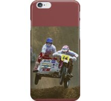 """Motorcycle """"  valuation by the silver"""" : 300 F/2.8 CANON EOS 5 Best  10 (c)(h) by Olao-Olavia / Okaio Créations iPhone Case/Skin"""