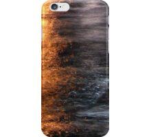 Orange Water Bl2 iPhone Case/Skin