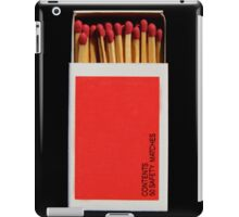 Box of Matches Phone Cover iPad Case/Skin