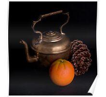 I'm a little teapot Poster