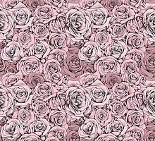 Roses Galore by tinaodarby