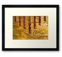 OnePhotoPerDay series: 060 by L. Framed Print