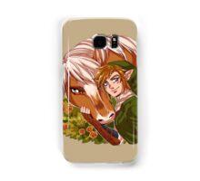 Twilight Princess Duo Samsung Galaxy Case/Skin