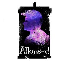 Allons-y by MarshmallowShop