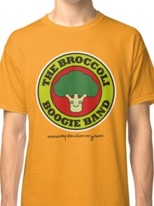 Capitan Timmy - The Broccoli Boogie Band Classic T-Shirt