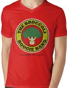 Capitan Timmy - The Broccoli Boogie Band Mens V-Neck T-Shirt