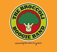 Capitan Timmy - The Broccoli Boogie Band Unisex T-Shirt