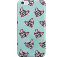 Psychedelic Kitty iPhone Case/Skin