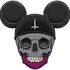 Skull Idols - Mickey by Callum Forster
