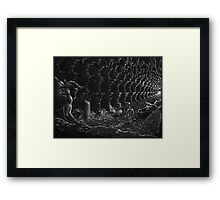 Theseus and the Minotaur Framed Print