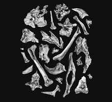 dinosaur skeleton bones Unisex T-Shirt