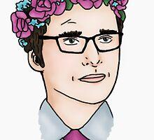 Flower Crown James Wesley by haypaige