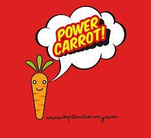 Capitan Timmy - Power Carrot Unisex T-Shirt