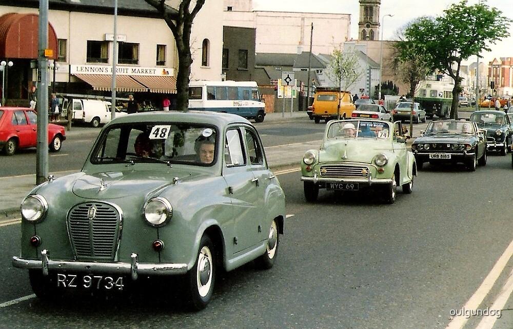 Mercy sakes alive, looks like we got us a convoy ! by oulgundog