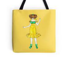 Flower Girl : Jonquil Tote Bag