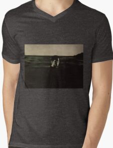Nightmares by the Sea Mens V-Neck T-Shirt