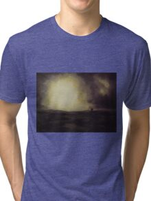 Moor Pony Tri-blend T-Shirt