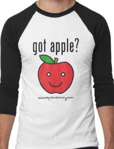 Capitan Timmy - Got apple? Men's Baseball ¾ T-Shirt
