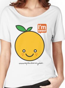 Capitan Timmy - I'm sweet Women's Relaxed Fit T-Shirt