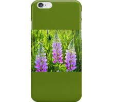Blooming bonnets iPhone Case/Skin